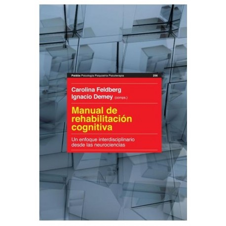 Manual De Rehabilitación Cognitiva