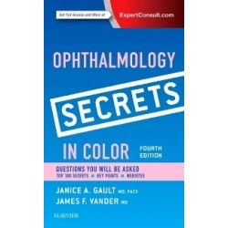 Ophthalmology Secrets in Color, 4th Edition