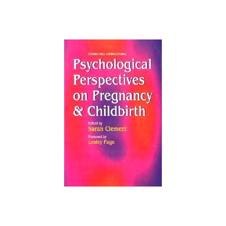 Psychological Perspectives on Pregnancy and Childbirth, 1st Edition