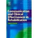 Communication and Clinical Effectiveness in Rehabilitation, 1st Edition