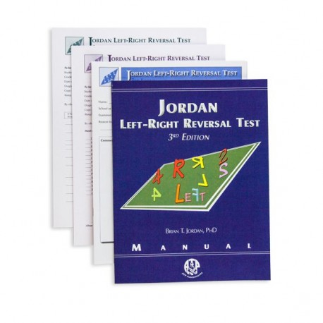 Jordan Left-Right Reversal TEST - 3